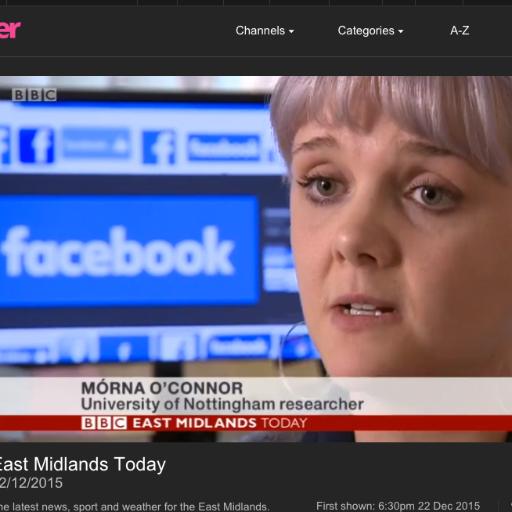 Profile photo of Morna O'Connor
